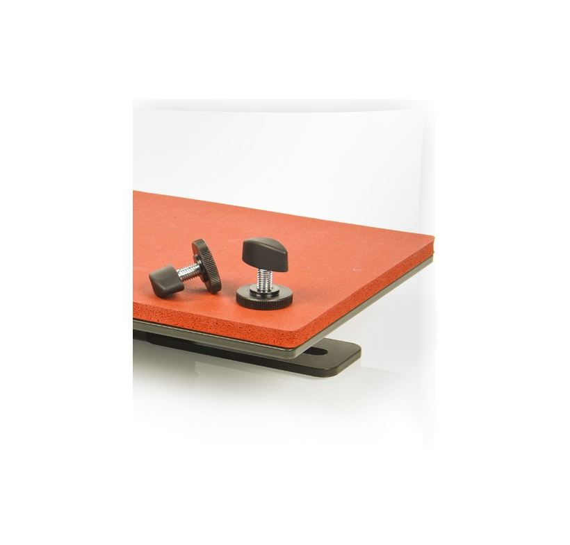 exchangeable base plate 8cmx12cm