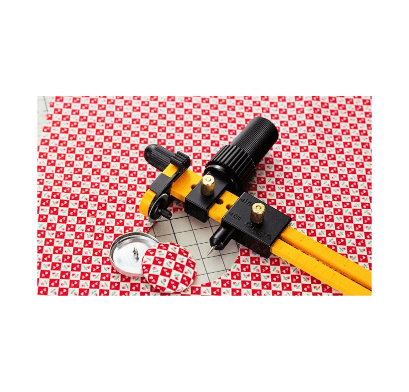 Cyrkiel z nożem - OLFA CMP-3