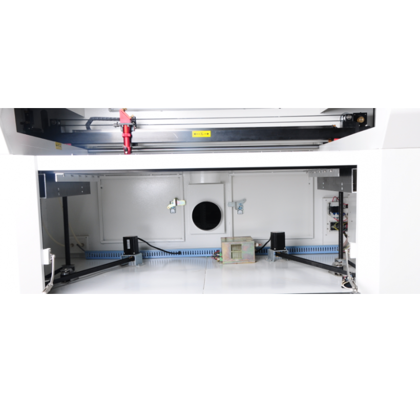 Stół podnoszony elektrycznie - do laserów Bodor