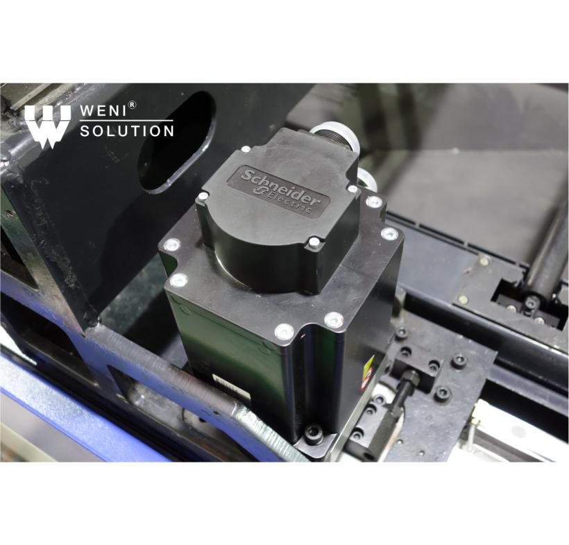 Weni Fiber Tube Laser 6020T - 750W-6000W