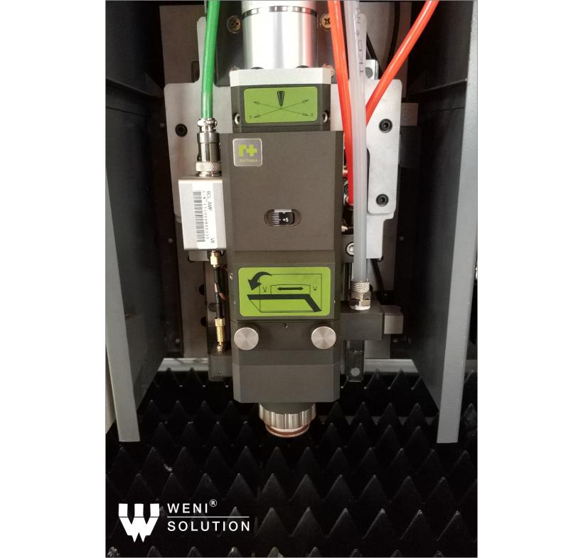 Weni Fiber laser WS1530G  1500x3000mm 500W-1500W