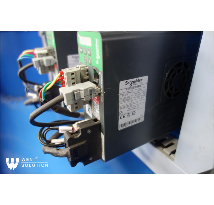 Weni Fiber laser WS1530G-h  1500x3000mm 700W-4000W