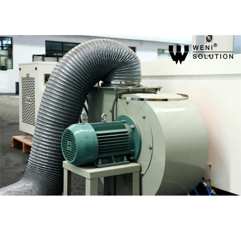 Weni Fiber laser WS1530FM 1500x3000mm 700W-1500W