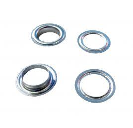 Galvanized eyelets for rivet header JOPEVI J-239