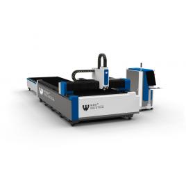 Laser Fibrowy - z dwoma wymiennymi stołami