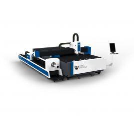 Laser fibrowy - z przystawką do rur i profil