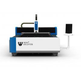Laser fibrowy - do cięcia metali z dużą prędkością