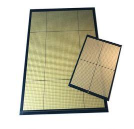 Plot support mat
