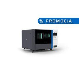 PROMOCJA: Laser Fibrowy 1313FL 1500W Raycus - do cięcia arkuszy ze stołem przelotowym