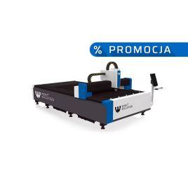 PROMOCJA: Laser fibrowy 3015G 1500W Raycus– do cięcia arkuszy z jednym stołem roboczym