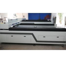 Laser CO2 1530BM - do arkuszy metalu i tworzyw