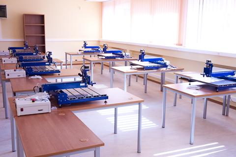 stanowiska edukacyjne frezarka cnc